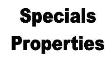 Specials Properties