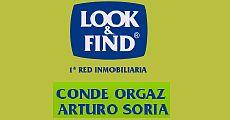 LOOK & FIND MADRID-CONDE ORGAZ / Arturo Soria