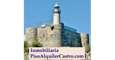 Inmobiliaria Piso Alquiler Castro